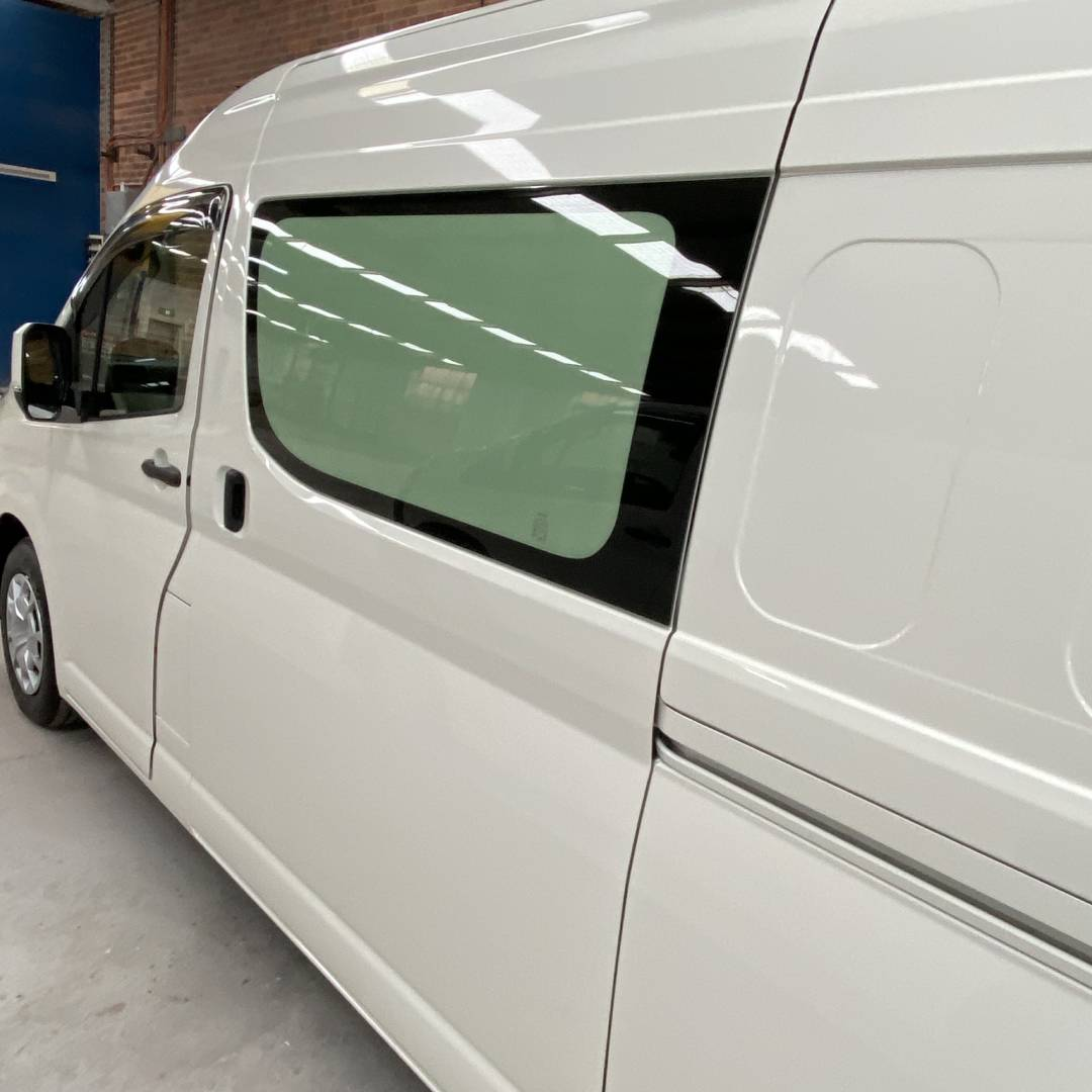 REFRIGERATED BRAND NEW TOYOTA HIACE SLWB WITH 2 SLIDING DOORS